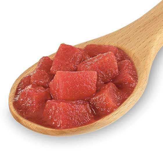 Diced Tomatoes in Puree